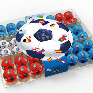Coffret Football 565g